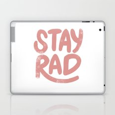 Stay Rad Vintage Pink Laptop & iPad Skin