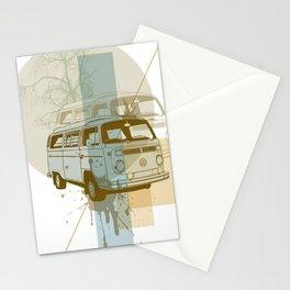 Camioneta Stationery Cards