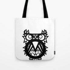 Mr. Tw Cen MT Owl Tote Bag