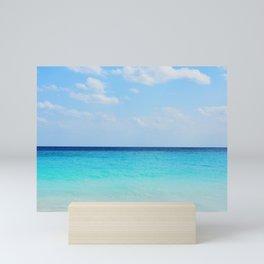 Bermuda Ocean Mini Art Print