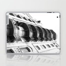 Warehouse District Architecture Hamburg Laptop & iPad Skin