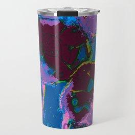 Purple Poppies #3 Travel Mug