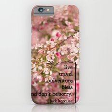 rules of life - jack kerouac  iPhone 6s Slim Case