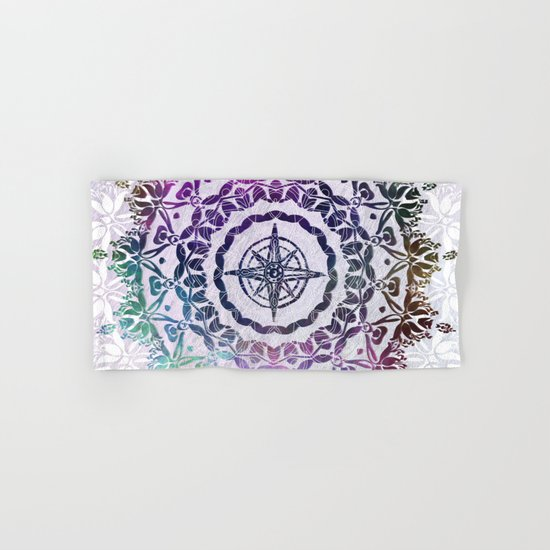 Destination Mandala Hand & Bath Towel