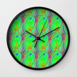 Passionate heart - O amor é verde também Wall Clock