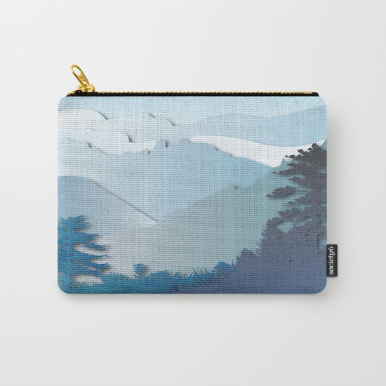 My Nature Collection No. 41 Carry-All Pouch