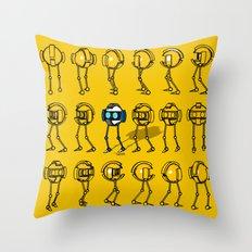 RoboTO Throw Pillow