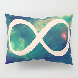 Infinity In Space Pillow Sham