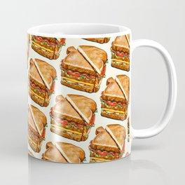 Turkey Club on White Coffee Mug
