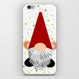 Santa - Gnome iPhone Skin