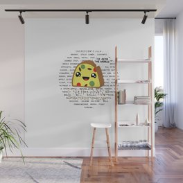 Fruitcake Wall Mural