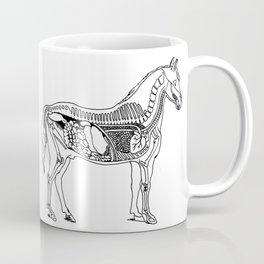 Horse (Inside) Coffee Mug