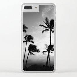 Hanalei Clear iPhone Case