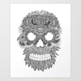 Finitude Art Print