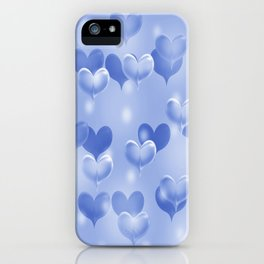 sweethearts blue iPhone Case
