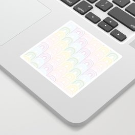 Rainbowland II Sticker