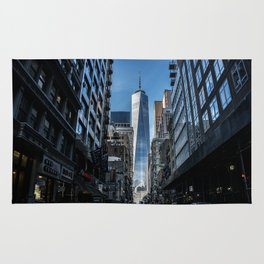 Freedom Tower Rug