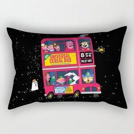 Universal Cereal Bus Rectangular Pillow