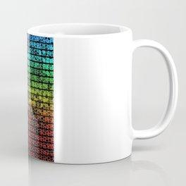 Musaic Equalizer Coffee Mug