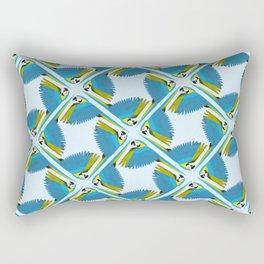Parrots - Macaw Rectangular Pillow