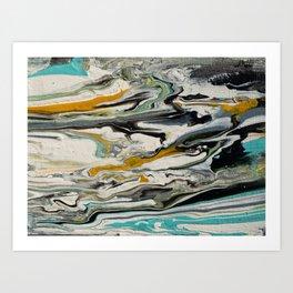OceanSea 2 Art Print