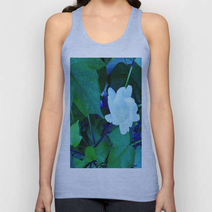 Cotton Blossom Unisex Tank Top