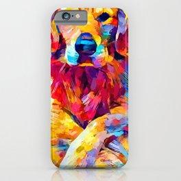 Golden Retriever 6 iPhone Case