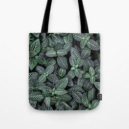 Leaves In The Deep Tote Bag
