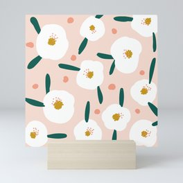 Flowers in may Mini Art Print
