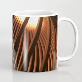 Spider Sun. Fashion Textures Coffee Mug