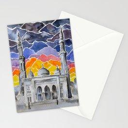 Jumeirah Mosque, Dubai, UAE Stationery Cards