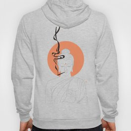 Buddha : Give Peace a Chance! Hoody