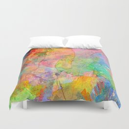 Abstract Texture 12 Duvet Cover