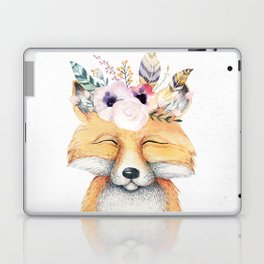 Forest Fox by Nature Magick Laptop & iPad Skin