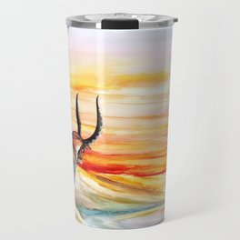 """Sunset"" Travel Mug"