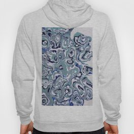 Oysters abstract Hoody