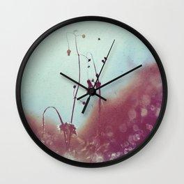 MAGICAL MORNING Wall Clock