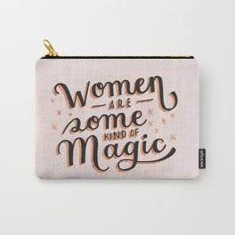 Women are Some Kind of Magic - The Princess Saves Herself in This One Carry-All Pouch