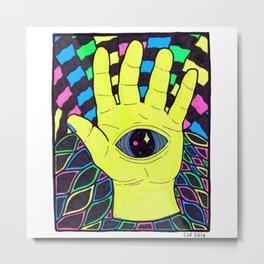 Vision Metal Print