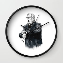 Fergie Time Wall Clock