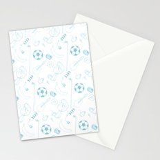 Blockhead Endpapers Stationery Cards