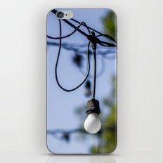 Light Bulbs  iPhone & iPod Skin