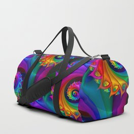 time to be crazy -c- Duffle Bag