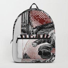 headbanging fucktory ska Backpack