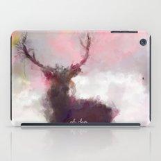 Oh deer iPad Case
