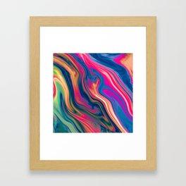 L'eau Framed Art Print