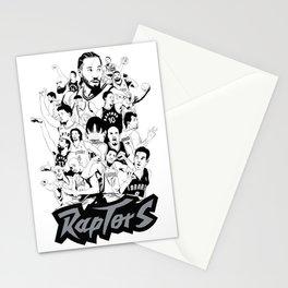 1995-2019 Raptors Stationery Cards