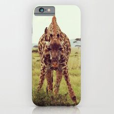 Giraffe Wants to Know Slim Case iPhone 6s