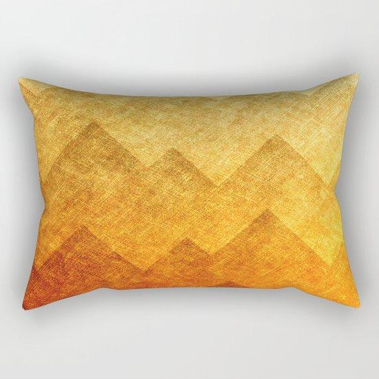 HillsHillsHills #2 Rectangular Pillow