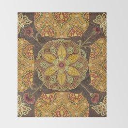 Trompe l'oeil #3 Throw Blanket